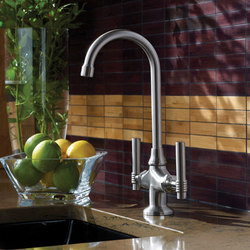 Kayan Series - Prep/Bar Faucet 9081 | Kitchen taps | Newport Brass