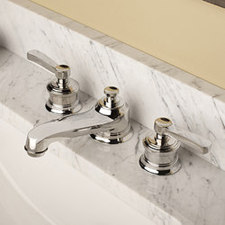 Roosevelt Collection | Wash-basin taps | Newport Brass