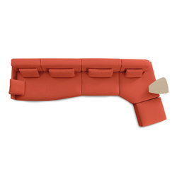 Happen | Modular seating systems | Sancal