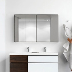 Frame Collection | Mirror cabinets | WETSTYLE