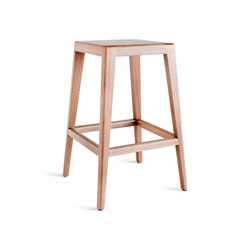 Nara Banco Alto Counter Stool / Barstool | Sgabelli bar | Sossego