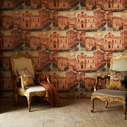 The Gondolier | Wall coverings / wallpapers | Zoffany