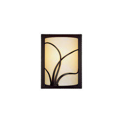 Forged Reeds Sconce | General lighting | Hubbardton Forge