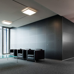 HALL low | Wall panels | INTEK