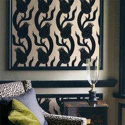 Persian Tulip | Wall coverings | Zoffany