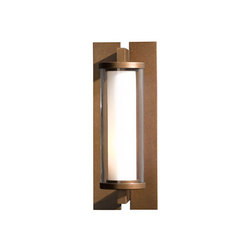 Fuse Small Outdoor Sconce | General lighting | Hubbardton Forge
