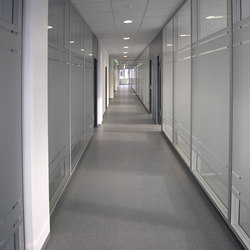 FineLine | Wall partition systems | INTEK