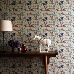 Pulu | Wall coverings / wallpapers | Zoffany