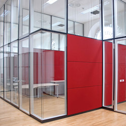 Structural Glazing | Sound absorbing architectural systems | INTEK