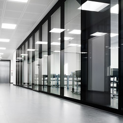 Structural Glazing | Vitrages isolants phoniques | INTEK