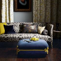 Saffron Walden | Tissus pour rideaux | Zoffany