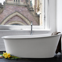 Tulip Bathtub | Bañeras individual | WETSTYLE