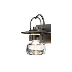 Mason Outdoor Sconce | Lámparas exteriores de pared | Hubbardton Forge
