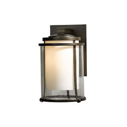 Meridian Large Outdoor Sconce | General lighting | Hubbardton Forge