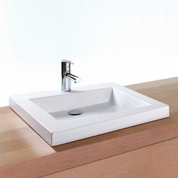 VCMS 20 | Wash basins | WETSTYLE