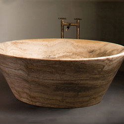 Siena Tazza Bathtub | Free-standing baths | Stone Forest