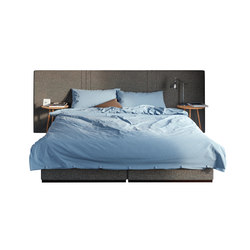 Plain Seam XL | Double beds | Grand Luxe by Superba