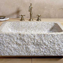 Farmhouse Sinks, Chiseled Front | Waschtische | Stone Forest
