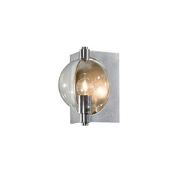 Pluto Small Sconce | General lighting | Hubbardton Forge