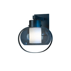 Port Large Outdoor Sconce | Iluminación general | Hubbardton Forge