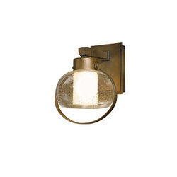 Port Small Outdoor Sconce | Outdoor wall lights | Hubbardton Forge