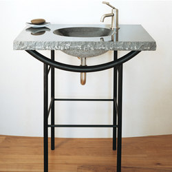 Integral Sink | Wash basins | Stone Forest