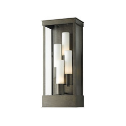 Portico Large Outdoor Sconce | Iluminación general | Hubbardton Forge