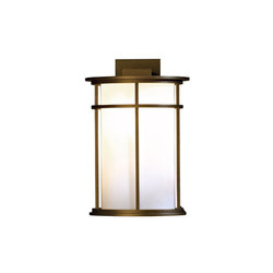 Province Large Outdoor Sconce | Lámparas exteriores de pared | Hubbardton Forge