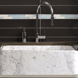 Polished Farmhouse Sink | Küchenspülbecken | Stone Forest