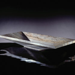 Verona Vessel Sink, Silver Travertine | Wash basins | Stone Forest