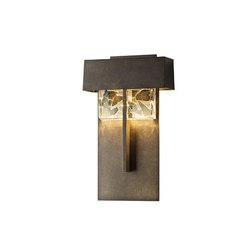 Shard Large LED Outdoor Sconce | General lighting | Hubbardton Forge