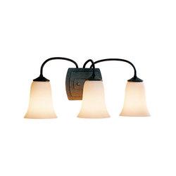 Simple Lines 3 Light Sconce | Illuminazione generale | Hubbardton Forge