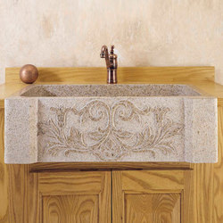 Versailles Farmhouse Sink | Kitchen sinks | Stone Forest