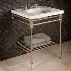 Vintage Washbasin, Athens Crystal White | Mobili lavabo | Stone Forest
