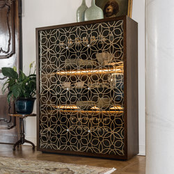 Granada | Display cabinets | Tonin Casa