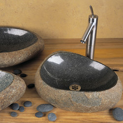 Wabi Vessel Sink | Wash basins | Stone Forest