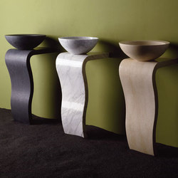 Wave Pedestals | Wash basins | Stone Forest