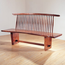 Windsor Back Bench | Panche | Stone Forest