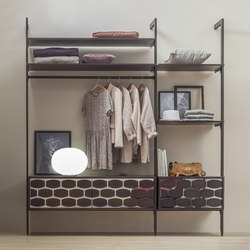 Honey | Shelving | Tonin Casa