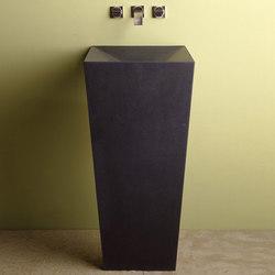 Zero Pedestal Sink   Wash basins   Stone Forest
