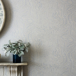 Suminagashi | Wall coverings / wallpapers | Zoffany