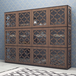 Marrakech | Display cabinets | Tonin Casa