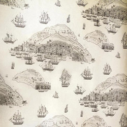 Trade Routes | Carta da parati | Zoffany
