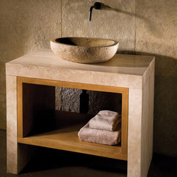Siena Lastra Console | Lavabos mueble | Stone Forest