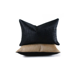 Crocodile Cowhide Pillow | Kissen | Pfeifer Studio