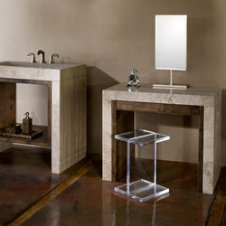 Siena Trucco Make-Up Table | Tocadores | Stone Forest
