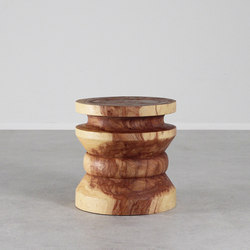 Dominguez Stool Table | Tables d'appoint | Pfeifer Studio