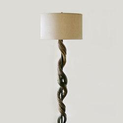 Horn Entanglements Floor Lamp | Allgemeinbeleuchtung | Pfeifer Studio