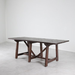 Mesa De Granja Farm Table | Restaurant tables | Pfeifer Studio