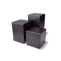 Solid Cork Cube Tables | Tables d'appoint | Pfeifer Studio